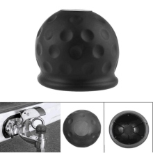 Universal 50mm Tow Bar Ball Cover Cap Towing Hitch Caravan Trailer Protect(China)