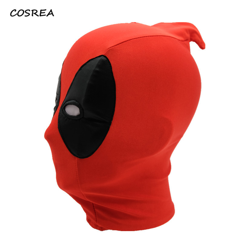 Deadpool Masks Superhero Balaclava Halloween Cosplay Costumes X-men Hats Arrow Adult Women Men Party Props Full Face Mask