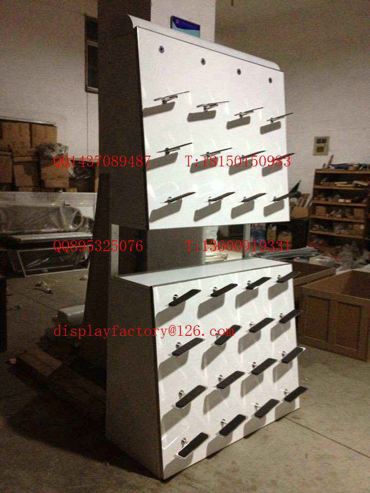 Metal Jordan Shoes Display Rack Wall Mounted On Aliexpress Com
