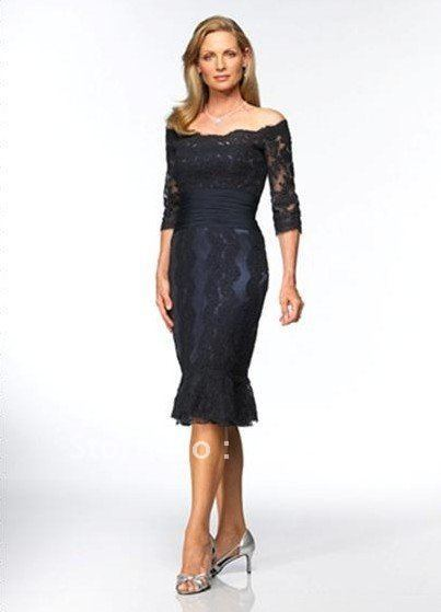 Free Shipping Gorgeous Mother of the Bride Dress Prom Gown New 2012
