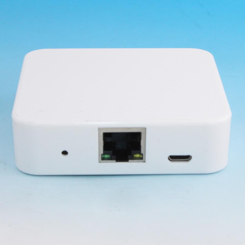 Passerelle 4 BLE d'ab vers la version de réseau de pont de WiFi - 6