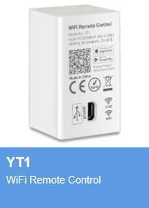 Image 4 - Amazon Alexa YT1 WiFi uzaktan kumanda YL1 dokunmatik RGB WiFi LED denetleyici YL5 5 IN 1 WiFi LED denetleyici 9W RGB + CCT WiFi bağlantılı LED ampul