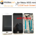 LCD Screen for Meizu M3S mini New Replacement Screen with Frame LCD Display+Touch Screen +Tools for Meizu M3S mini 5.0inch