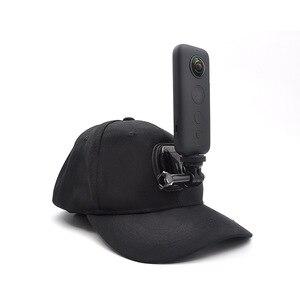 DJI hat with Sports Bracket In