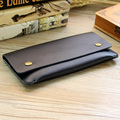 Free shipping 2016 new fashion unisex women men  wallets brand long wallet  solid PU leather solid color high quality