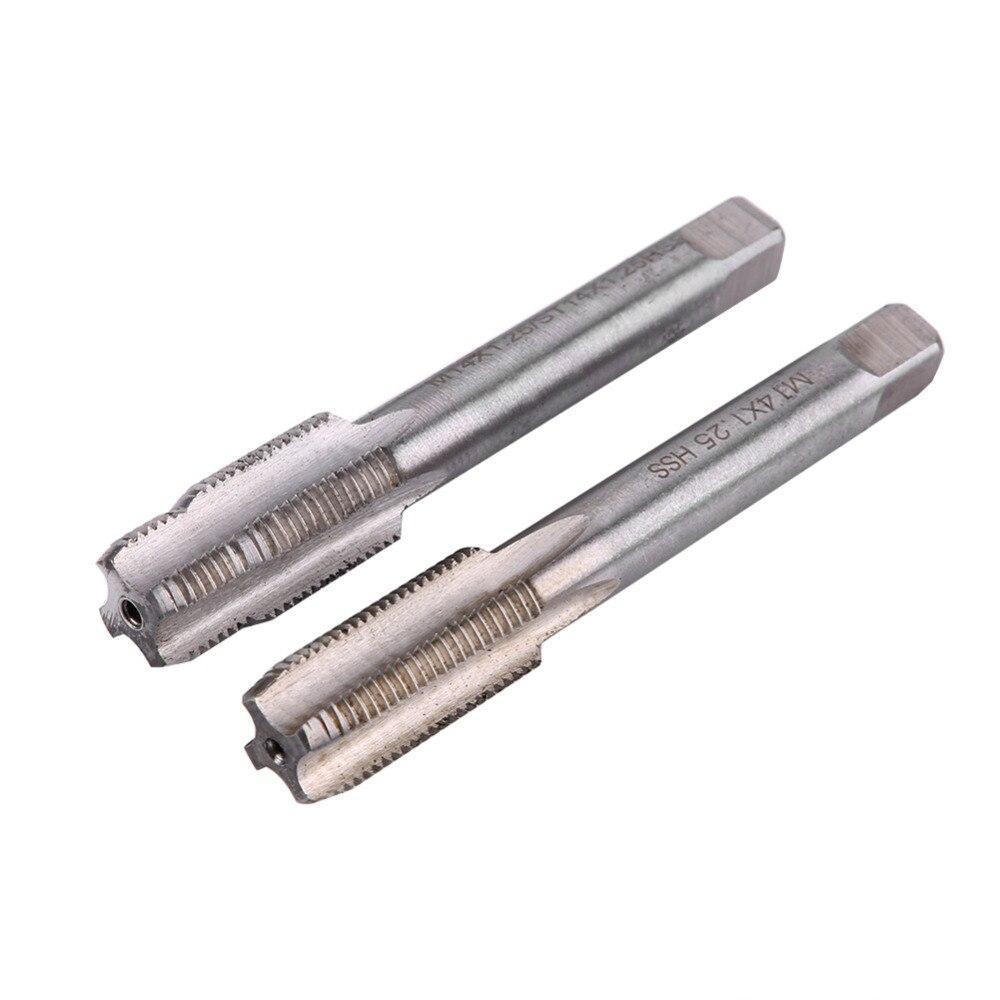 Screw Thread Repair Set Zerone 25PCS Spark Plug Tool M14 x 1.25
