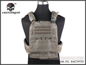 Image 1 - EMERSON CP Style Adaptive Vest Heavy Version Airsoft Combat Molle Vest EM7397 Foliage Green