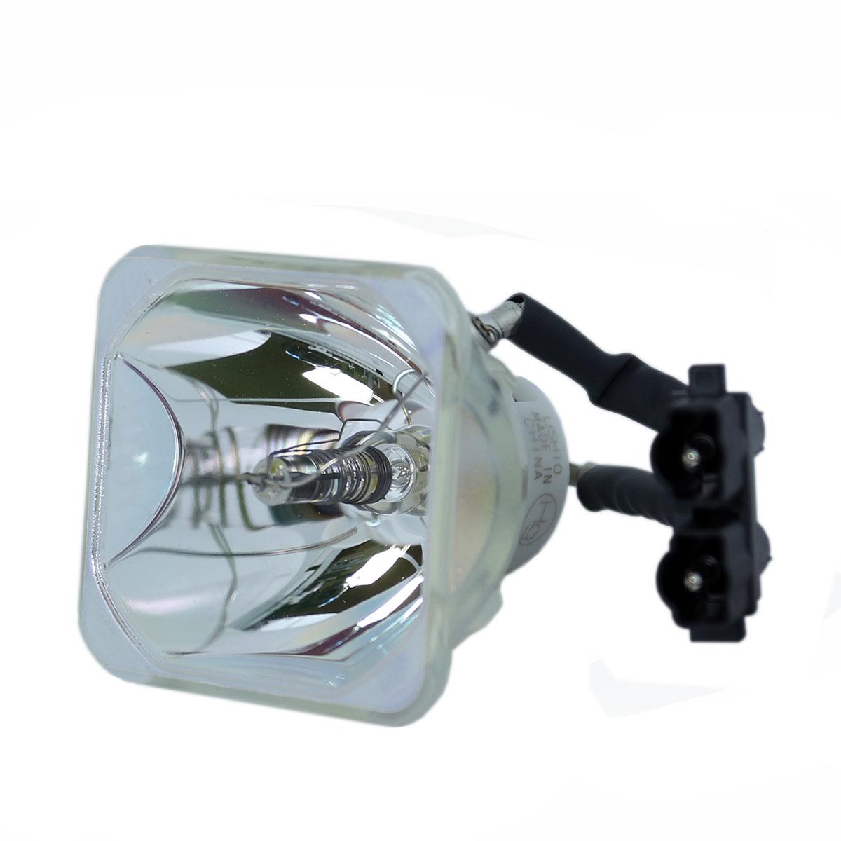 Compatible Bare Bulb VLT-XL5LP VLTXL5LP For Mitsubishi SL5 XL5U XL5 XL6U Projector Bulb Lamp without housing compatible bare bulb lv lp06 4642a001 for canon lv 7525 lv 7525e lv 7535 lv 7535u projector lamp bulb without housing