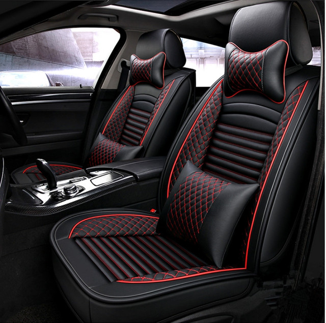 Good Quality! Full Set Car Seat Covers For Honda Jazz 2018