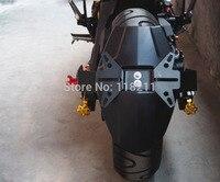 RPMMOTOR 3 color Motorcycle Aluminum rear fender bracket motorbike mudguard For MSX 125 M3