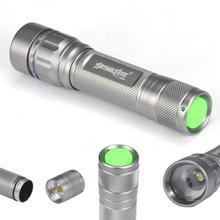 2017 Mới Tập Trung 3000 Lumens 3 Chế Độ Cree XML XPE LED 18650 Đèn Pin Đèn Pin Công Suất Mạnh Mẽ 718