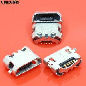 Cltgxdd 5pin micro USB jack обратный бык рога зарядки порт разъем mini usb для huawei 3X 4X 4C Y6 4A C8817 P8 max Lite