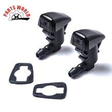 Форсунки омывателя лобового стекла-для 08-11 Ford Focus II, 07-11 для Ford Edge OEM: 8S4Z-17603-AA, 7T4Z-17603-A, распылитель