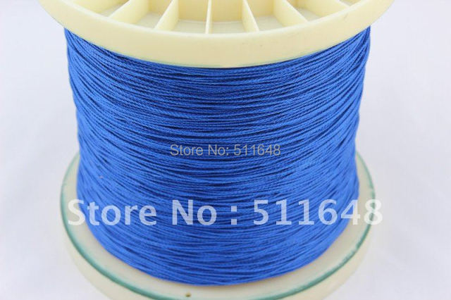 Free Shipping 1000M/PCS 200LB PE Fishing Line braided wire 6strand
