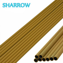 12Pcs 30 Archery Carbon Arrow Shaft SP 500 Pure Arrows DIY Tools For Outdoor Target Training Shooting Accessories