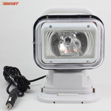 Rotatable 12V 55W IP65 HID Searching Light With Magnetic Base For Offroad SUV Car font b