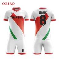 cheap orange pink thailand team soccer jerseys shirt club from china