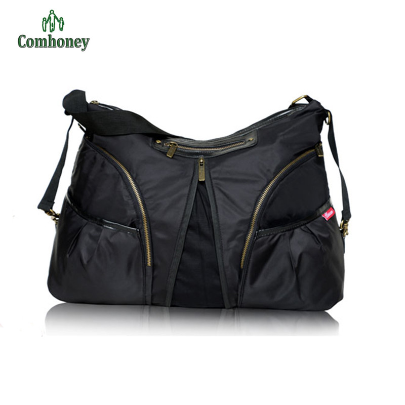 designer maternity bags 4m9l  Diaper Bag For Baby Nappy Change Maternity Strolle