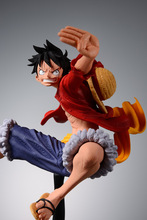 14CM One Piece Luffy Anime Action Figure