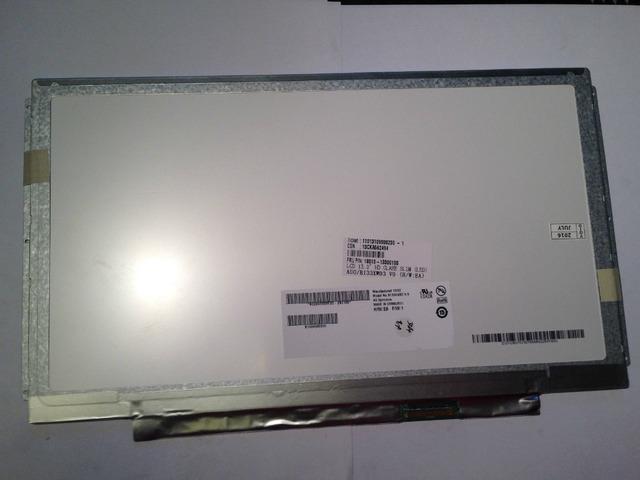 Modelo Compatible CLAA133WA01A B133XW01 V0 pantalla LCD Del Ordenador Portátil LP133WH2 QuYing LT133EE09100 LTN133AT28-L01 N133B6-L26 N133BGE-L41