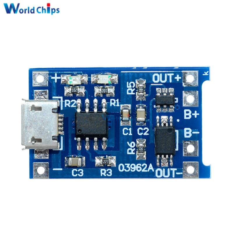 [Obrazek: 5PCS-Micro-USB-5V-1A-18650-TP4056-Lithiu...ection.jpg]