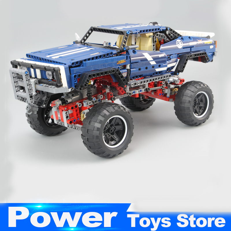 LEPIN 20011 1605Pcs the Technic series Super classic limited edition of off-road vehicles Model Building blocks Bricks Toy 41999 bts the best of bts korean edition limited edition release date 2017 01 06