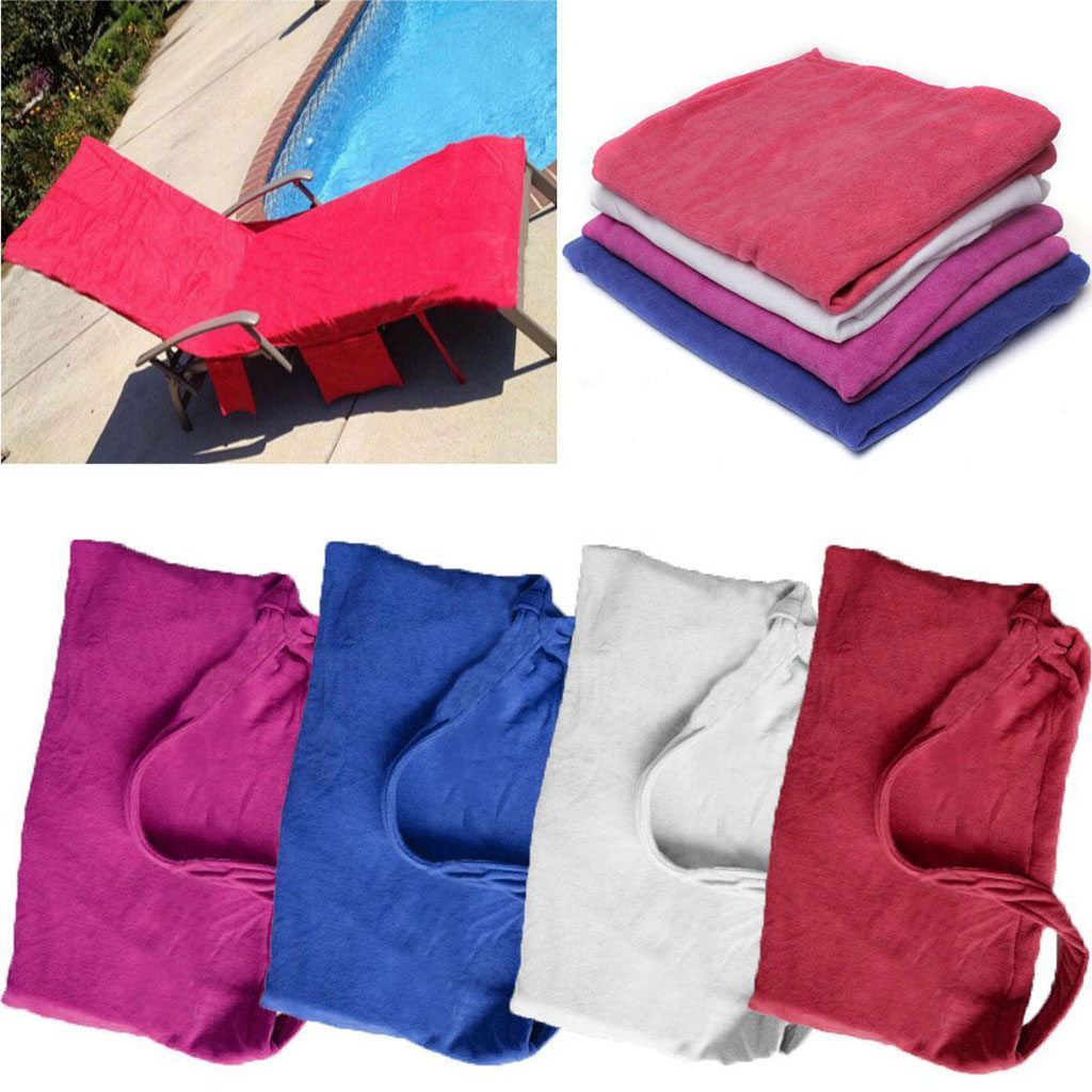 Beach Towels With Pocket For Lounge Chair Nada Sportbacker New Hot Summer Style Large Towel Carry Pockets