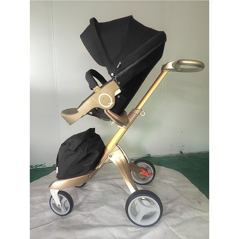 Para Bebe Strollers For Children Big Baby Stroller Baby Things Kid Light Prams For Newborns Baby Buggy Pushchair Tricycle lightweight stroller travel system folding umbrella strollers 5 8kg european summer child pushchair prams for newborns baby car