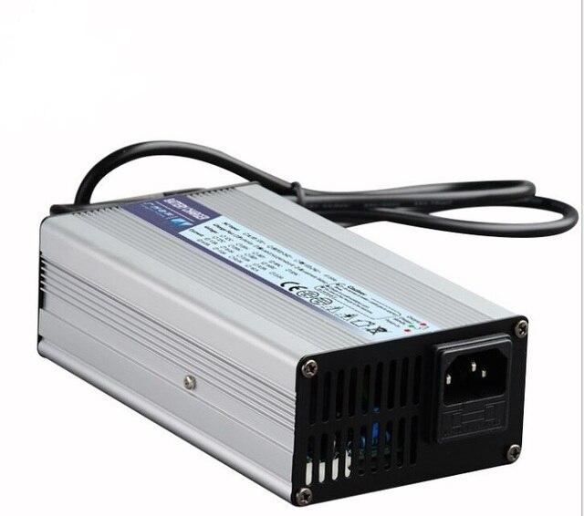 Зарядное устройство 10 S LiFePO4 зарядное устройство вход 110-240VAC выход 36.5 В 4A высокой мощности быстрой зарядки