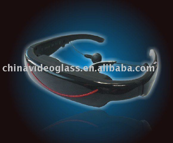 mp5 video glasses with memory card