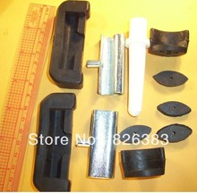 SET OF TABLE HINGES  SUPPORT INDUSTRIAL SEWING MACHINE