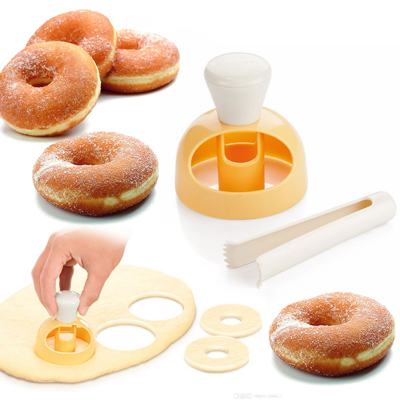 Creative-DIY-Donut-Mold-Cake-Decorating-Tools-Plastic-Desserts-Bread-Cutter-Maker-Baking-Supplies-Kitchen-Tools