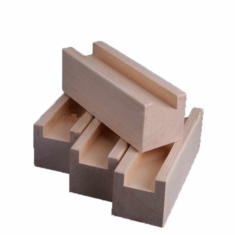 Мебель из сосны повысить ноги сплошной деревянный приставной стол Шкаф для спальни диван-кресло, стол увеличение коврик для ног с Впадиной сосна стол ноги