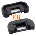 2pcs  EB Rubber EyeCup for Canon EOS 6D 5D Mark II 5D2 70D 60D 50D 30D 20D 1000D XS