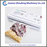 Máquina de embalagem a vácuo aferidor do vácuo de alimentos multifuncional uso home mini máquina de vácuo ZF|vacuum machine|food vacuum sealer|food vacuum -