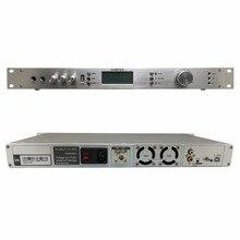Freies Verschiffen NIORFNIO NIO-50W 87 ~ 108 Frequenz Hohe Stereo 50 Watt PLL Broadcast Fm Transmitter für Öffentlich-rechtlichen Rundfunk