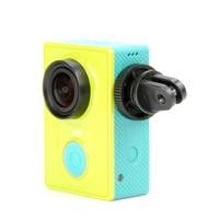 SnowHu для мини штатива адаптер/адаптер Винт для Gopro Hero 8 7 6 5 4 для xiaomi Yi 4K sjcam аксессуары для камеры GP60B 2