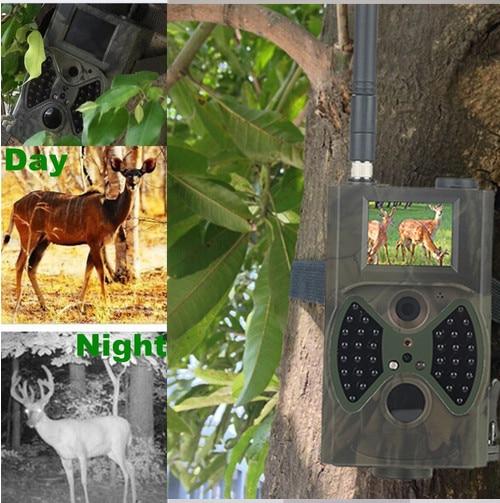 Hunting Camera MMS HC350M Photo trap HD Scouting Infrared Outdoor Hunting Trail Video Camera HC-350M hc 300m hunting game camera mms photo trap hd scouting infrared outdoor hunting trail video camera black ir night vision camera