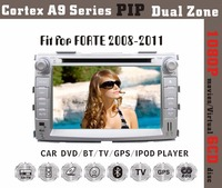 Android 7.1.1 & 8.0 CAR DVD PLAYER ROCKCHIP px3 PX5 solution FOR KIA forte 2008 2011 multimedia player bluetooth gps