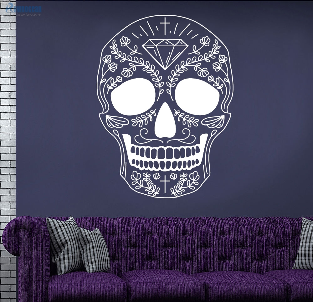 compare prices on skull wall stickers online shopping buy low