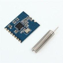 Беспроводной модуль приемопередатчика CC1100 CC1101 433 м малой мощности отправить Телевизионные антенны код-108dbm приемника и передатчика
