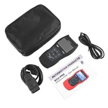 Universal AC990 OBDII OBD2 Fault Code Reader Vehicle Diagnostic Scanner Tool with Multi-languages for Auto Car Engine