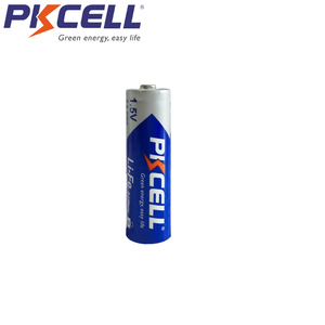 Image 2 - 8Pc PKCELL 1.5V FR6 L91 AA LiFeS2 배터리 3000MAH 14.5*50.5MM 15 년 휴대 전화, 워크맨, 카메라
