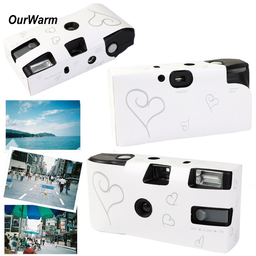 Disposable Camera Wedding Idea: Aliexpress.com : Buy OurWarm 36 Photos Disposable Camera