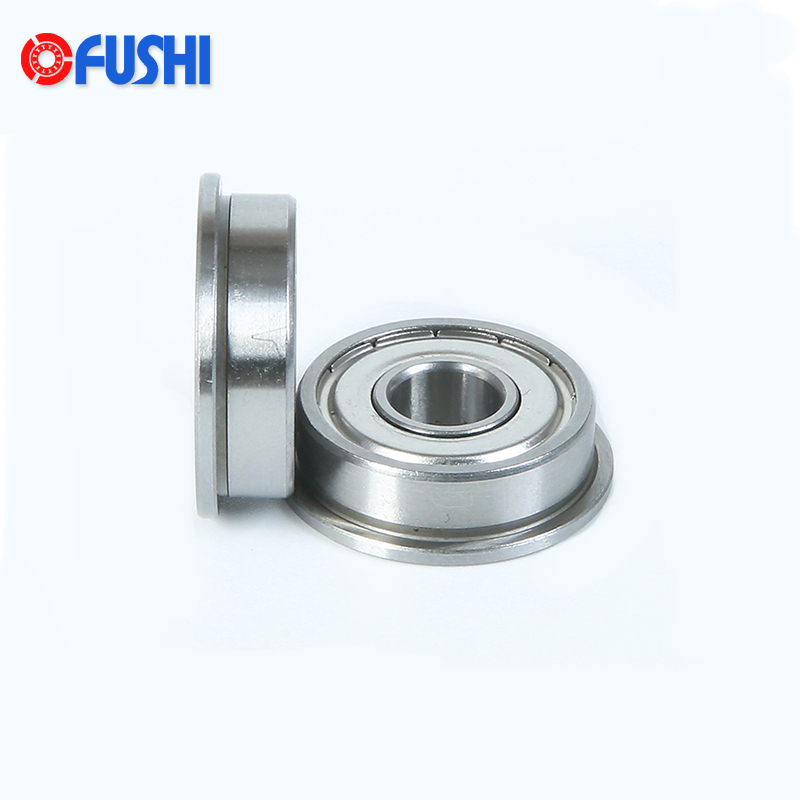 F6902ZZ Flange Bearing 15x28x7mm 10PC Double Shielded Deep Groove Flanged F6902 Z ZZ Ball Bearings F6902-2Z F6902Z