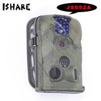 유니버설 HD 적외선 사냥 카메라 야외 야간 야생 동물 방수 비디오 카메라 녹화 사냥꾼 사냥