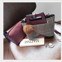 LaMaxZa 2018 new women handbag shoulder desgin bag brand luxury leather women handbag causal brand