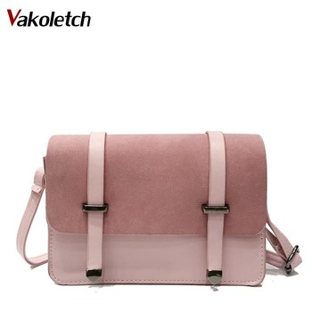 2018 bags for women woman messenger bags small crossbody bags for women fashion cute mini chain shoulder bag black/pink V15