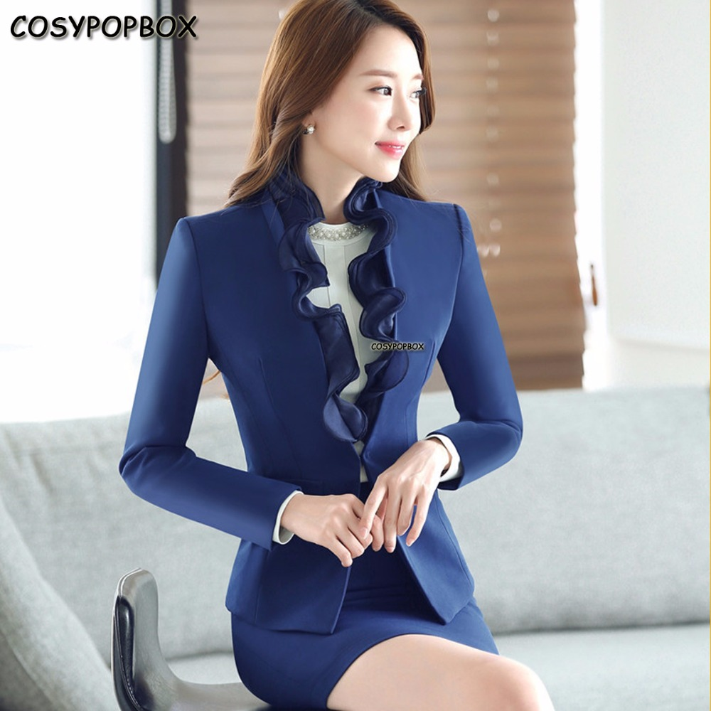 Compare Prices on Womens Suit Sets Formal Plus Size- Online ...
