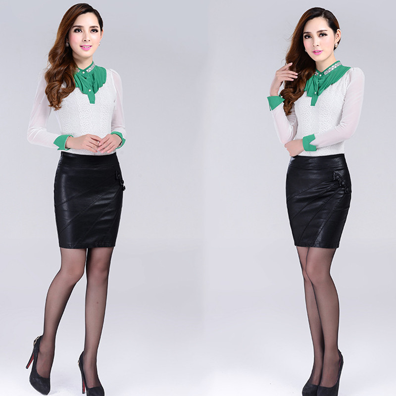 Tight Black Mini Skirt Promotion-Shop for Promotional Tight Black ...